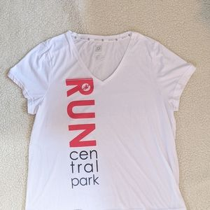 Aerie Fit t-shirt Run Central Park XXL